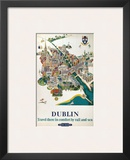 Dublin, BR, c.1954 Posters