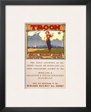 Troon, Ideal Holiday Resort, MR/G&SWR, c.1920 Posters