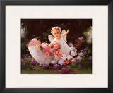 Baby Angel Posters by Joyce Birkenstock