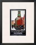 Hamburg Via Grimsby Prints