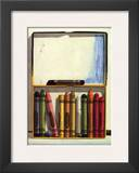 Crayon Box II Posters by David Brega