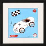 Grand Prix I Prints by Lynda Fays