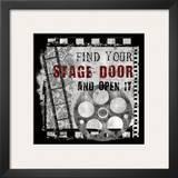 Stage Door Posters by Conrad Knutsen