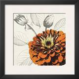 A Touch of Color I Prints by Tandi Venter