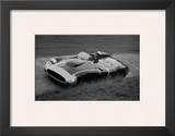 Nurburgring 1000 Kilometers, 1956 Art by Jesse Alexander
