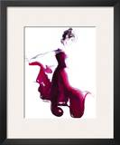 Cherry Prints by Sharon Pinsker
