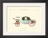 Antique Carriage VI Prints