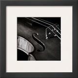 Violin Print by Keith Levit