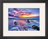 Dreaming of Hawaii: Hawaiian Beach Sunset Prints by Randy Jay Braun