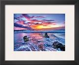 Dreaming of Hawaii: Hawaiian Beach Sunset Prints by Randy Jay Braun