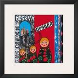 Poupées Russes Posters by Sophie Wozniak