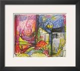 Landscape Prints by Hans Hofmann