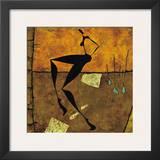 La Danse: Nritta et Nritya (detail II) Art by Roberto Fantini