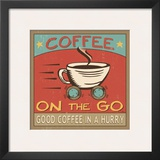 Coffeehouse III Poster