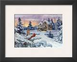 Winter Memories Prints by Alan Sakhavarz