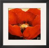 Red Beauty I Posters by Jettie Roseboom