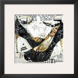 Intermittently All the Time Print by Derek Gores