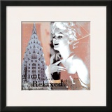 Legenden II, Marilyn Prints by Gery Luger
