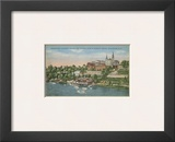 Georgetown from the Potomac River Posters