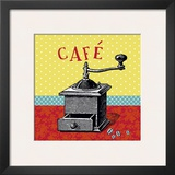 Coffee Prints by Helene Druvert