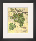 Chardonnay Print by Theresa Kasun