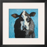 Cow, no. 302 Prints by  Roz