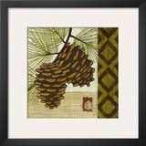 Summer Pine II Prints by Mo Mullan