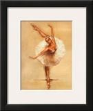 Ballerina I Prints by Caroline Gold