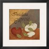 Insalata Caprese Prints by Jane Carroll