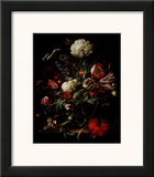 Vase of Flowers Posters by Jan Davidsz. de Heem