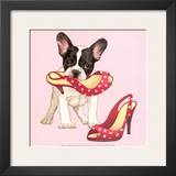In Her Shoes Print by Maryline Cazenave