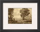 Pastoral Landscape VIII Art by Claude Lorraine