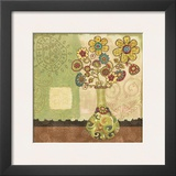 Bohemian Floral III Prints by Wendy Bentley