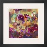 Lavender Afternoon Art by Joan Elan Davis