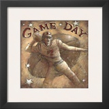 Game Day Prints by Janet Kruskamp