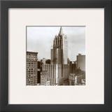 New York Life Insurance Building Art