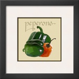 Italian Vegetable IV Prints