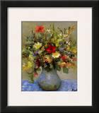 Summer Bouquet Art by Marcel Dyf