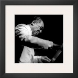 Duke Ellington Print by Lee Tanner