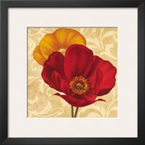 Poppies I Print by Jordan Gray