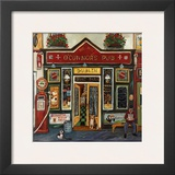 O'Connor's Pub Prints by Suzanne Etienne