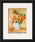 Still Life Print by Pierre-Auguste Renoir