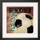 Goal Prints by Jo Moulton