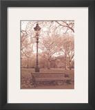 Restful Autumn II Poster by Boyce Watt