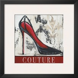 Couture Poster by Gina Ritter