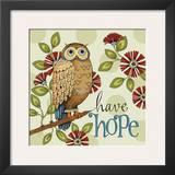 Have Hope Print by Karla Dornacher