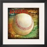 Baseball Square II Prints by Denise Tedeschi