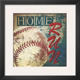 Home Run Print by Jo Moulton
