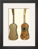 Antique Guitars II Prints by William Gibb