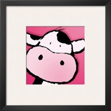 Cow Print by Jean Paul
